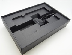 Black Textured Retail Box for Android Tablet 10 & 12 inch