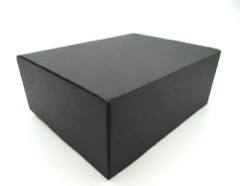 Smartphone Box: Textured Black