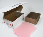 Pakthat Shipping Boxes for Mobile Handsets & Other Devices Category