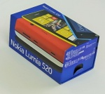 Original boxes Nokia Lumia 520