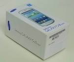 Original boxes Samsung i8190 S3 Mini Box