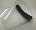 Disposable recycled Plastic Protective Full Face Visors