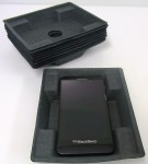 Insert Trays: Smartphone Insert Tray Black LARGE