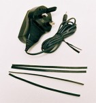 CableTies:  Black Plastic Wire Ties