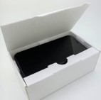White Matte one piece carton - Handset size 2