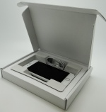 Smartphone Box: White Slimline and Pulp Insert